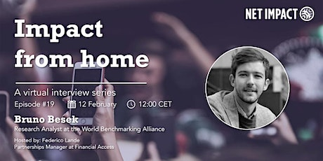 Impact From Home | Episode #19 How inclusive is technology? tickets