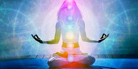 Wednesdays 11am Outside: Chakra Alignment Meditation tickets