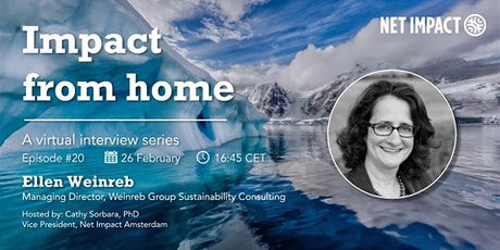 Impact From Home | Episode #20 Rise of the Chief Sustainability Officer tickets