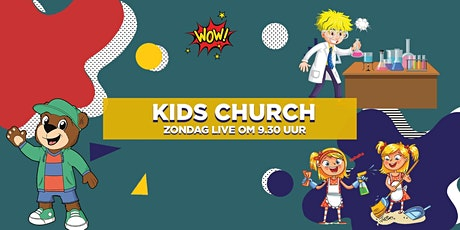 City Life Church Den Haag - Kids Church 6 december tickets