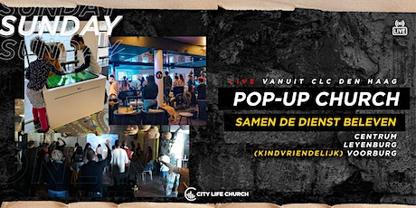 Pop-Up Church zo. 6 december - Voorburg tickets