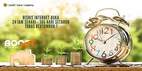 Webinar Gratis  Sukses Berwirausaha Dengan Leverage 3 Skill Bisnis Internet tickets