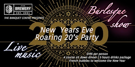 Roaring 20's New Year Eve Party tickets