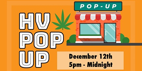 HV Pop Up Shop tickets