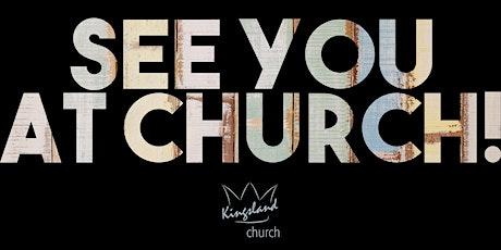 Kingsland Church Service LIVE | 11am tickets