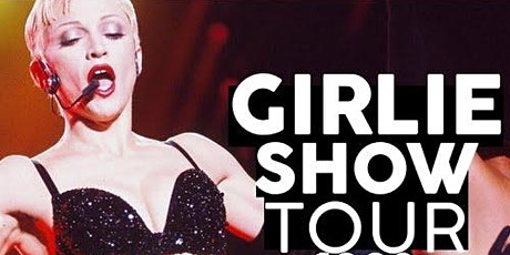 Madonna - Girlie Show Tour Melbourne tickets