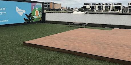 Outdoor Yoga Docklands tickets