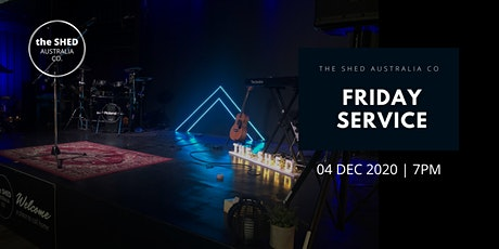 Friday Service  | 04 Dec 2020 tickets
