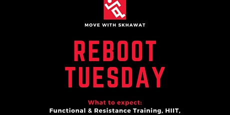 ReBoot Tuesday tickets