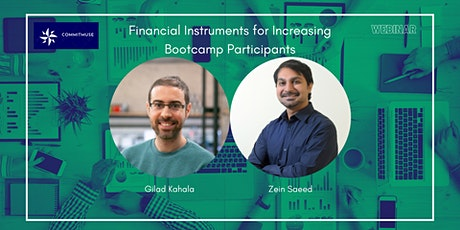 Financial Instruments for Increasing Bootcamp Participants tickets