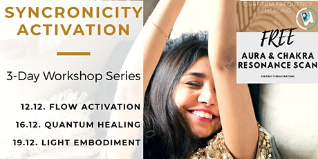 Synchronicity Activation: 3-Part LIVE Workshop Series 12/16/19 of December tickets