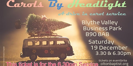 Carols By Headlight : A Drive In Carol Service tickets
