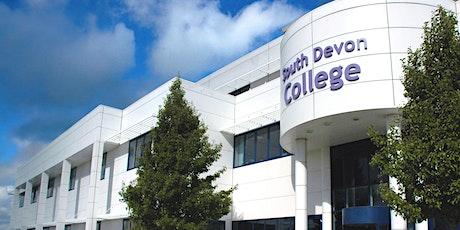 South Devon College Virtual Open Evening tickets