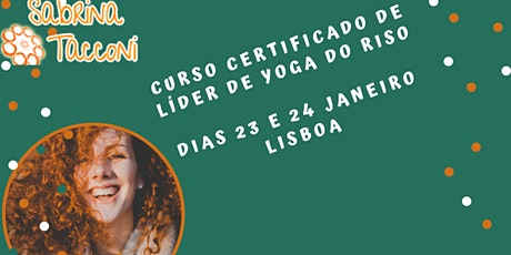 Curso Certificado de Líder de Yoga do Riso - Lisboa tickets
