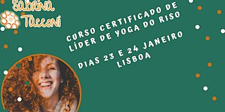 Curso Certificado de Líder de Yoga do Riso - Lisboa ingressos