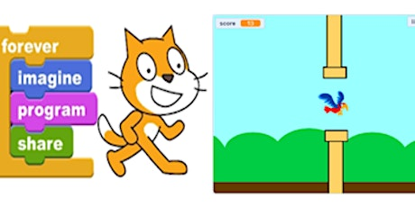 iMap Intro To  Coding  eGame With Scratch Programme (For 8 to 14 Years Old) tickets