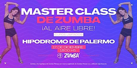 Master Class de Zumba con Jesica Cirio e Instructores invitados. entradas