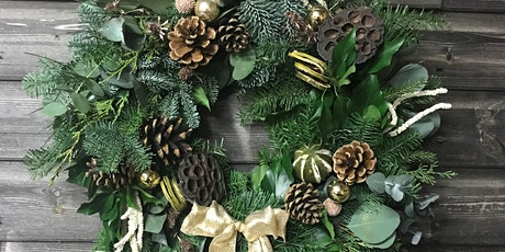 Make a Festive Wreath tickets