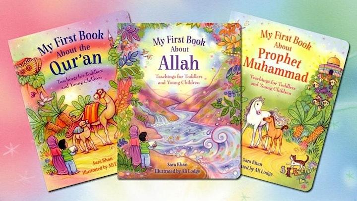 MACFEST2021: Writing and Illustrating Islamic Children's Books image