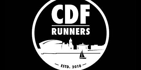 CDF Runners: Wednesday training session, Roald Dahl Plass tickets