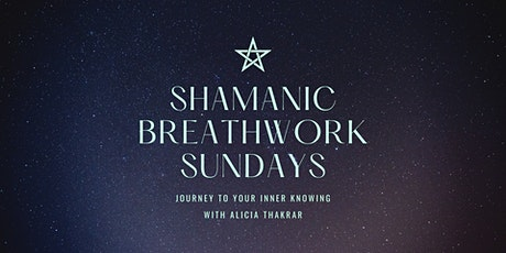 SHAMANIC BREATHWORK MEDITATION & REIKI // VIRTUAL JOURNEY Tickets