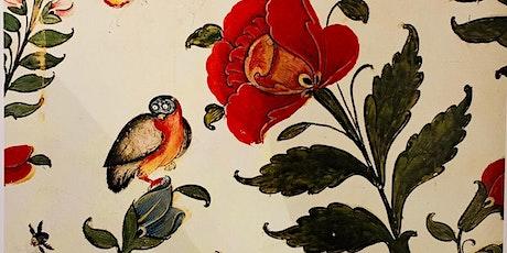 MACFEST2021: Mughal Florals Art Workshop tickets