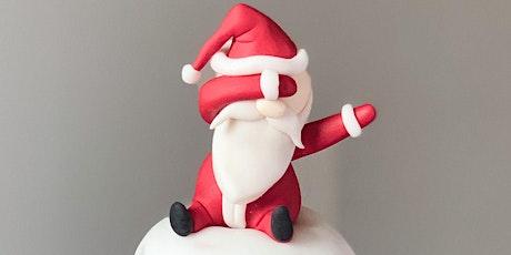Babbo Natale DUB su Panettoncino decorato - il corso ANTI TABLET e YOUTUBE biglietti