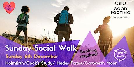 Sunday Social - Wellness Walk tickets