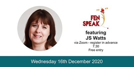 Fen Speak December 2020 tickets