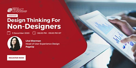 Webinar on Design Thinking For Non-Designers tickets