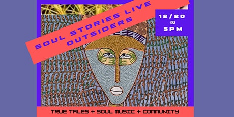 Soul Stories Live: OUTSIDERS tickets