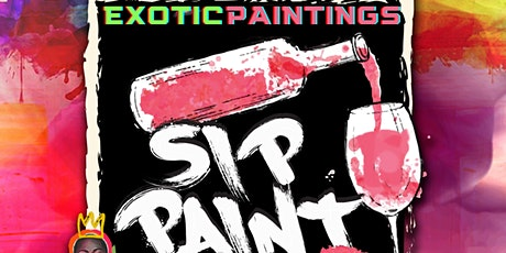 Dallas Exotic Paintigs BYOB Model Paint & Sip tickets