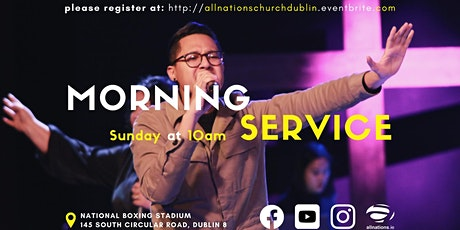 All Nations Church Sunday Morning Service tickets