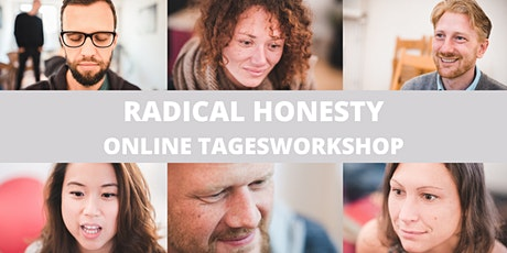 Radical Honesty Online Tagesworkshop | auf Deutsch Tickets