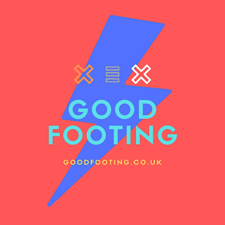 Good Footing - Sunday Social - April Well Being Walk image