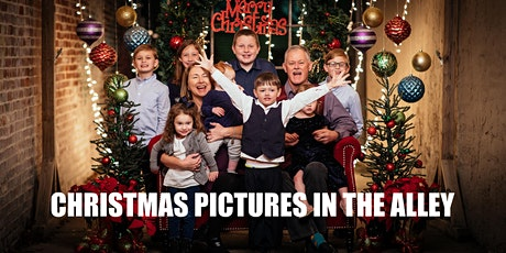 Christmas Pictures in the Alley (12.9.20) tickets