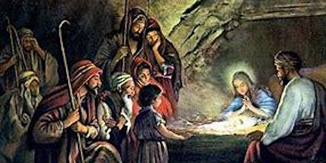 Christmas Eve Midnight Mass,  St. Mary's Church, Peterhead tickets