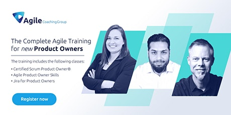 Certified Scrum Product Owner® + Agile Product Owner Skills + Jira for PO tickets