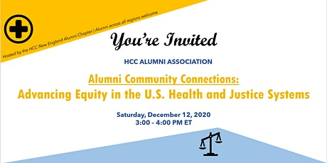 Community Connections: Advancing Equity in the Health and Justice Systems tickets