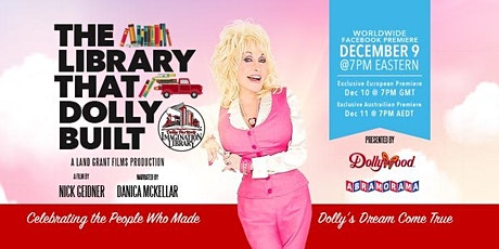 Porch Drop of Treats to Watch: The Library That Dolly Built tickets