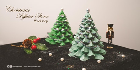Christmas Workshop - Diffuser Stone tickets