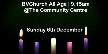 9.15am All Age Worship Service (06.12.20) tickets