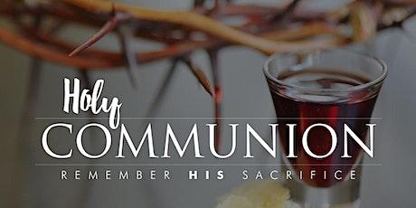 Garber Communion December 2 tickets