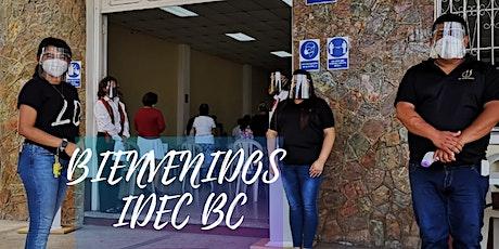 Segundo Servicio Domingo 6 de Diciembre 2020 boletos