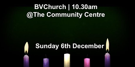 10.30am Sunday Service (06.12.20) tickets