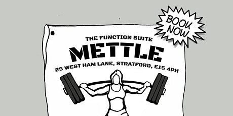 Mettle - The Function Suite tickets
