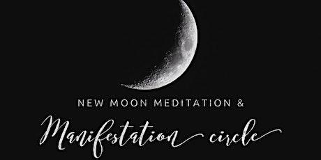New Moon Manifestation Circle tickets