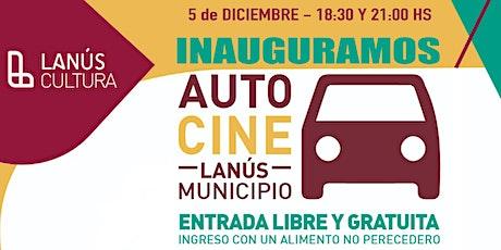 Autocine - Lanús Municipio entradas