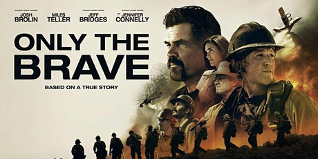Men's Movie Night - Only The Brave - Free Admission tickets