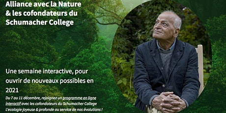 Alliance avec la Nature & les cofondateurs du Schumacher College billets